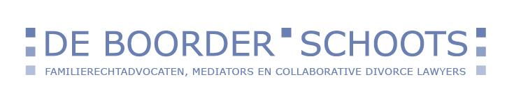De boorder schoots logo